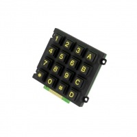 Accord AK-1607-N-BBY-WP-MM Keypad: