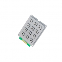Accord AK-304-N-SSB-WP-MM Keypad: