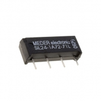 Meder SIL24-1A72-71L Relay: reed