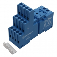 Finder 94.04SPA Socket PIN: 14 10A