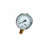 Wika 12075567 Manometer 0-400 bar