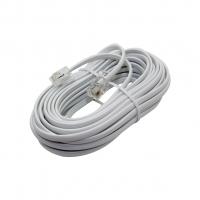 Bq cable TEL-RJ11-WH/20 Cable: